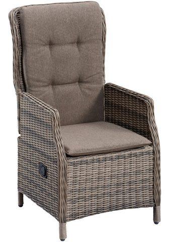 MERXX Poilsio kėdė »Riviera« Polyrattan kočė...