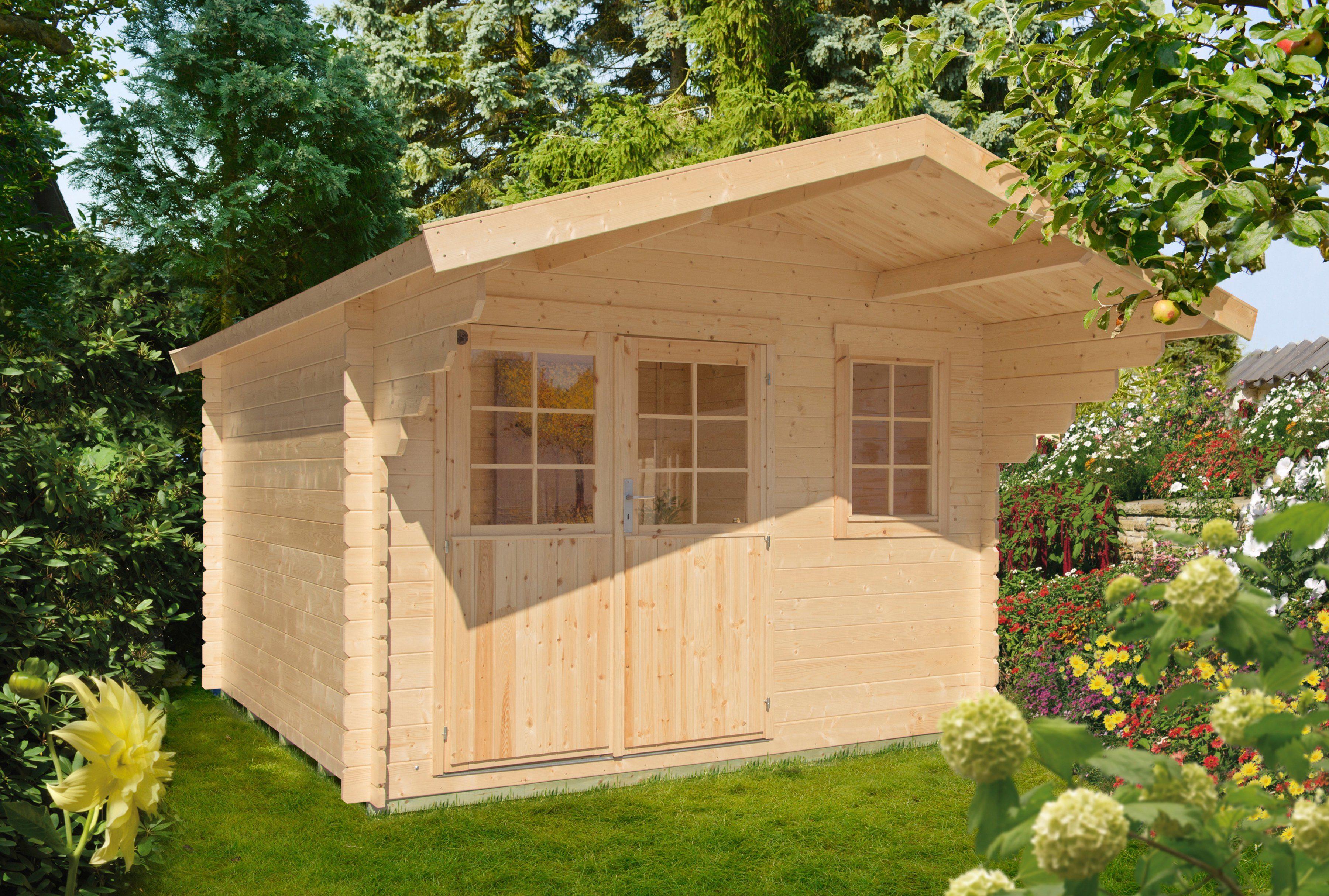Gartenhaus Fußboden Ja Oder Nein ~ Luoman gartenhaus lillevilla « bxt cm inkl