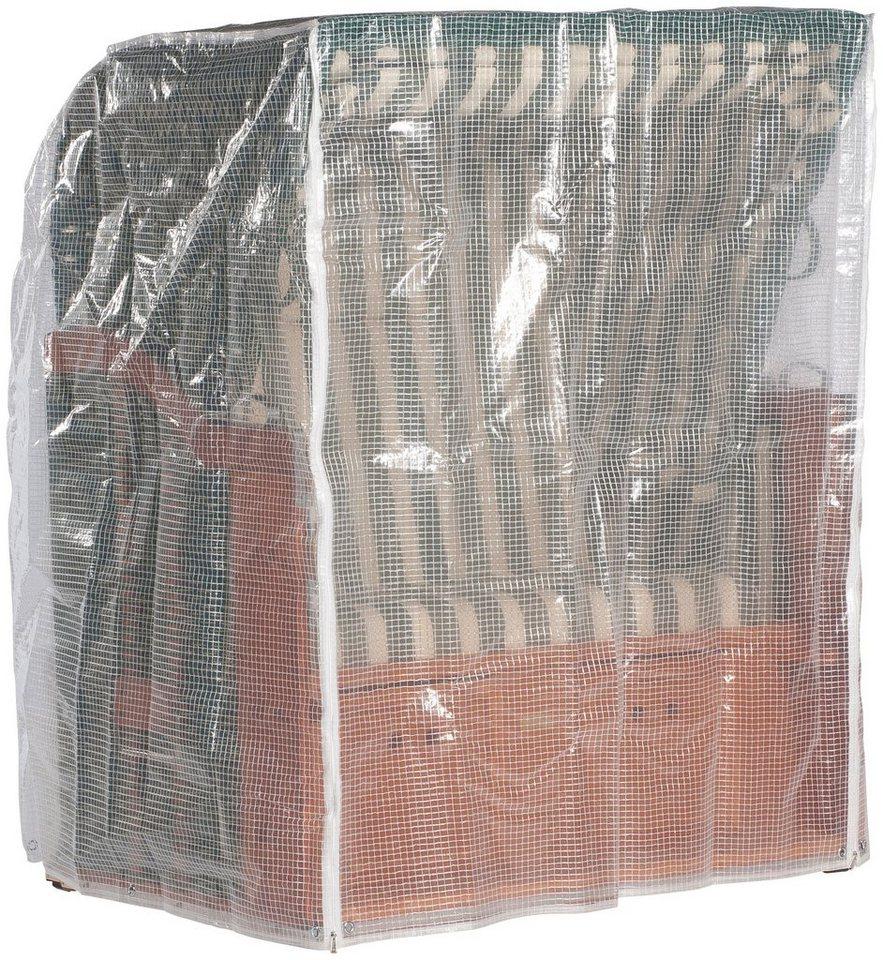 schutzh lle f r strandk rbe b t h 150 110 156cm transparent online kaufen otto. Black Bedroom Furniture Sets. Home Design Ideas