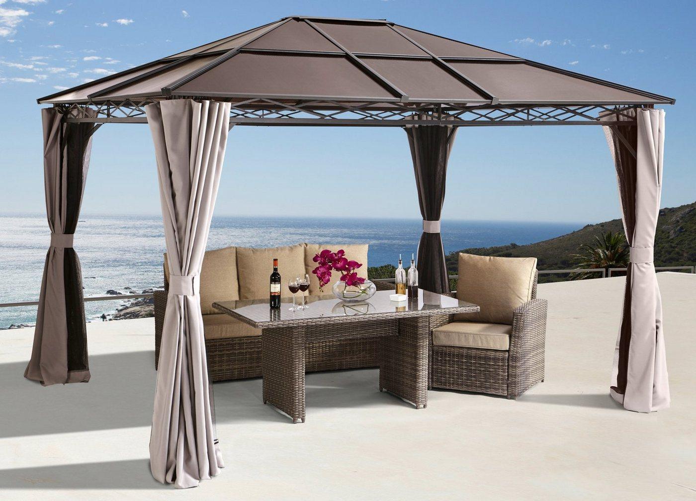 aluminium pavillon sonstige preisvergleiche erfahrungsberichte und kauf bei nextag. Black Bedroom Furniture Sets. Home Design Ideas