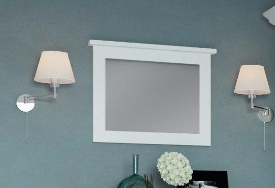 home affaire spiegel elza 48 cm breit kaufen otto. Black Bedroom Furniture Sets. Home Design Ideas