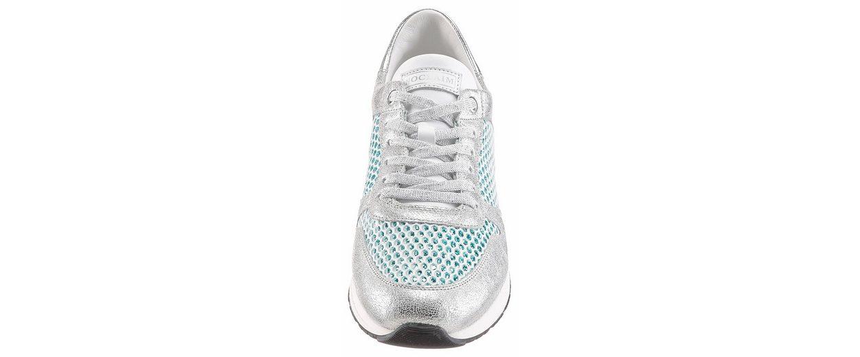 NOCLAIM Sneaker, mit schönen Glitzerdetails