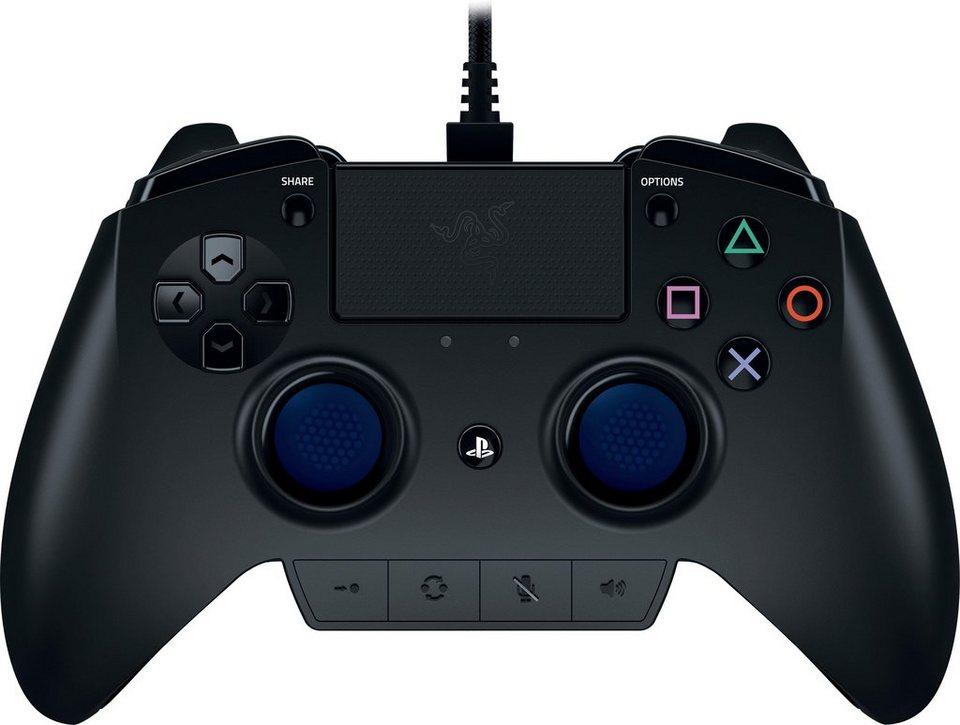 RAZER Raiju PS4 Controller online kaufen | OTTO