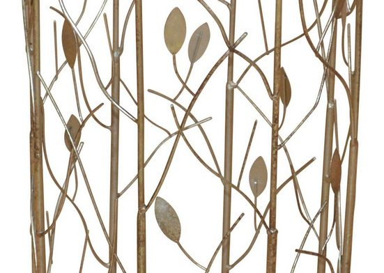 Home affaire Beistelltisch  mit Blätterverzierung