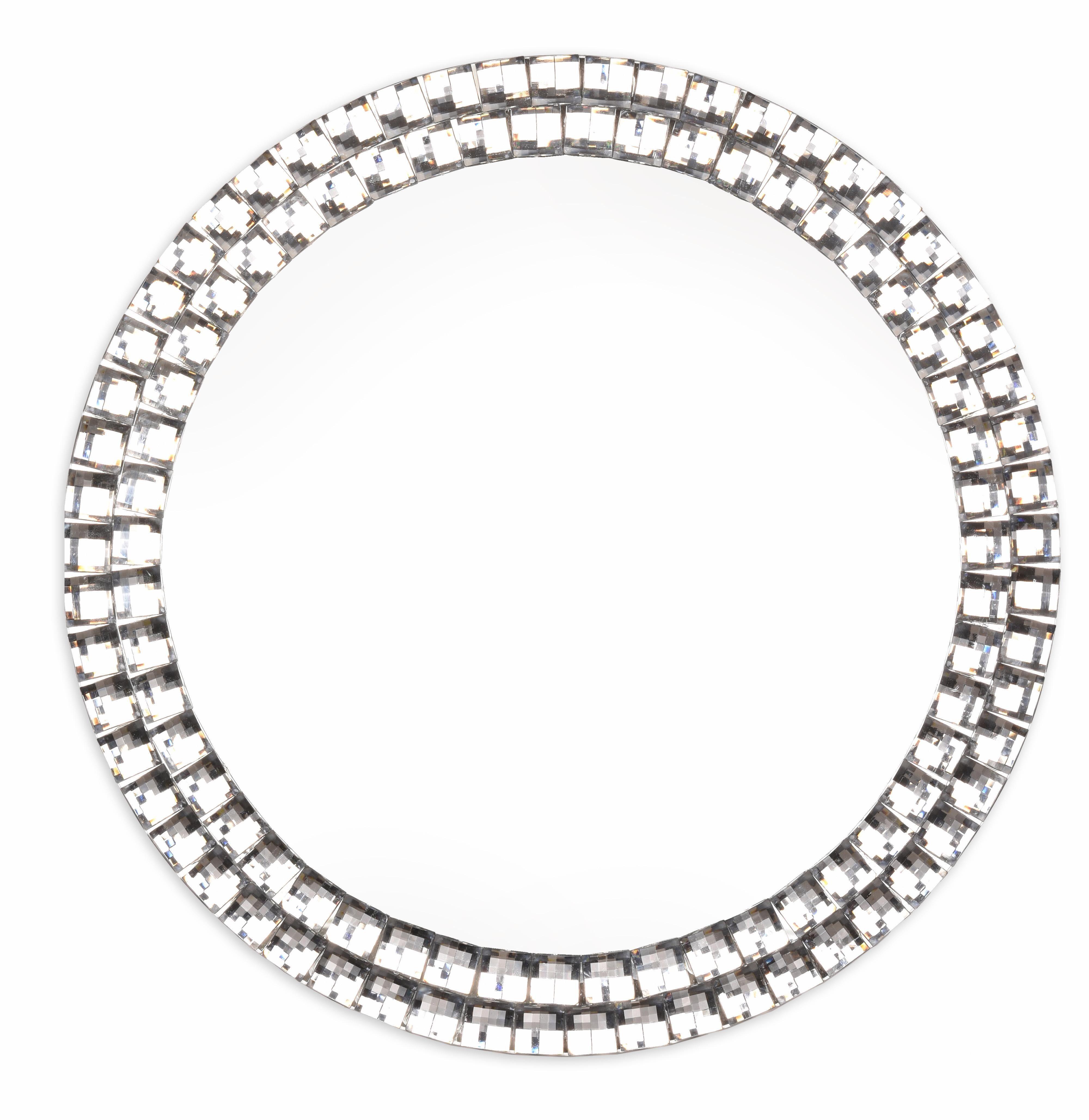 Home affaire, Spiegel »Jewelled Circular«, Ø 50 cm