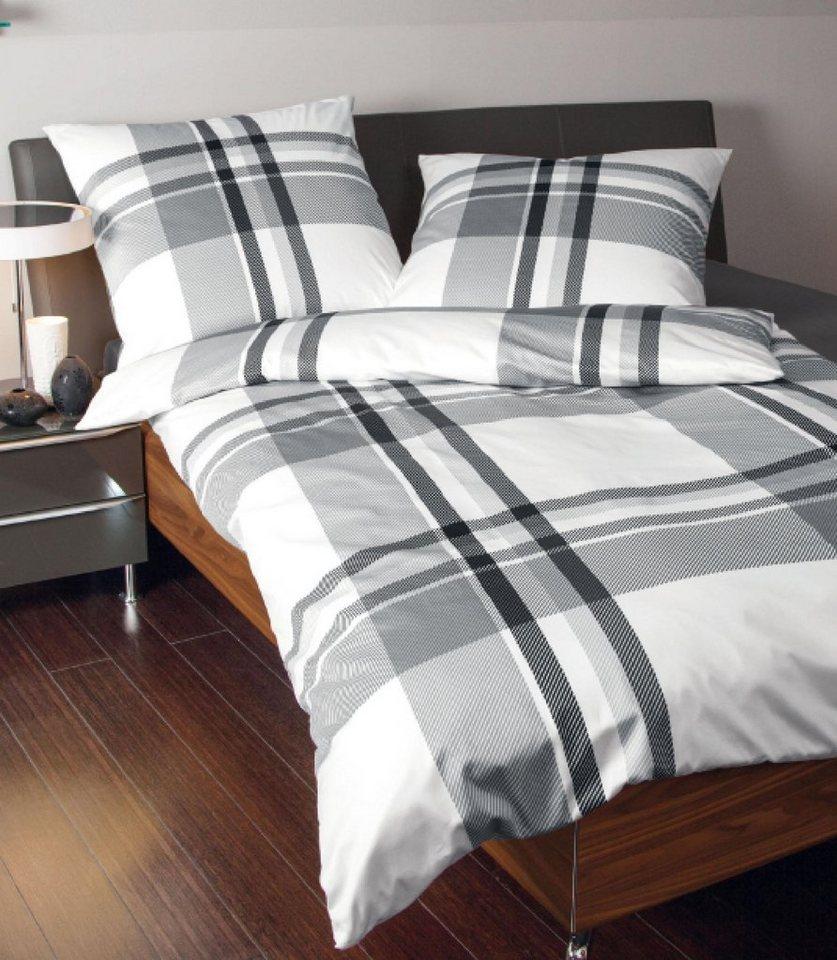 bettw sche janine cos im karo design kaufen otto. Black Bedroom Furniture Sets. Home Design Ideas