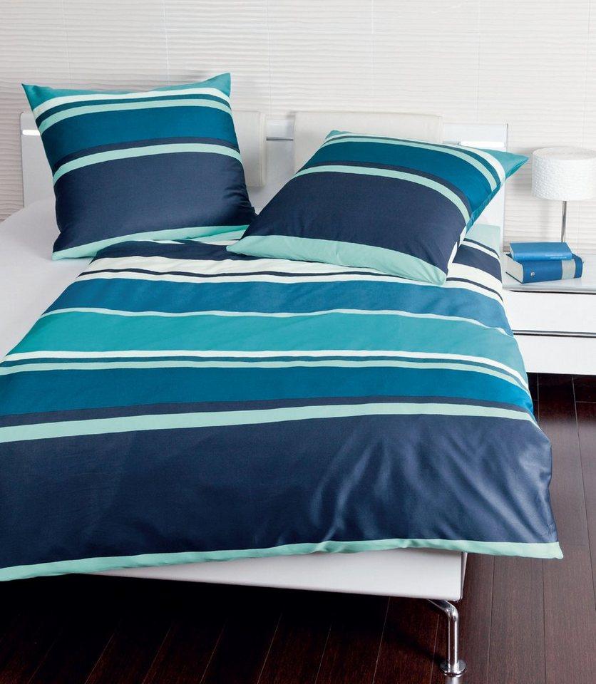 bettw sche janine winnie im streifen design otto. Black Bedroom Furniture Sets. Home Design Ideas