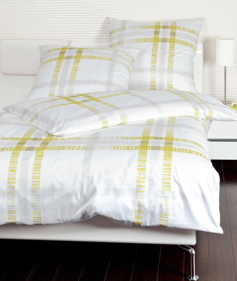 bettw sche paula janine im karo design kaufen otto. Black Bedroom Furniture Sets. Home Design Ideas