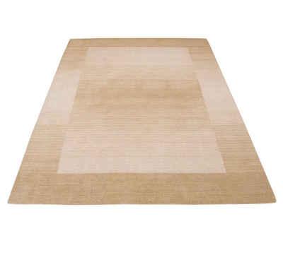 Wollteppich »Gabbeh Super«, Theko Exklusiv, rechteckig, Höhe 9 mm, reine Wolle, Wohnzimmer