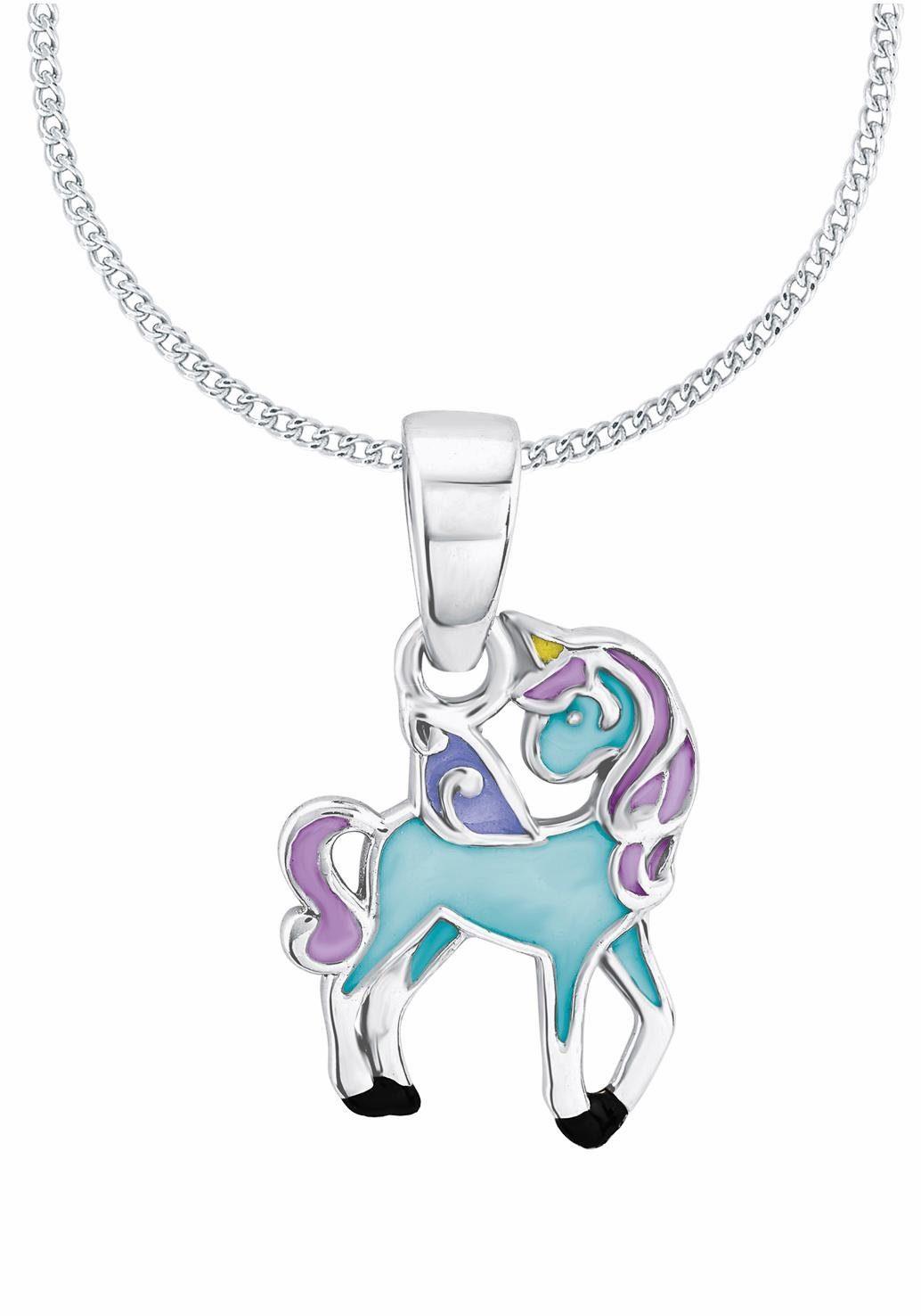 Prinzessin Lillifee Silberkette »Einhorn, 2013161«