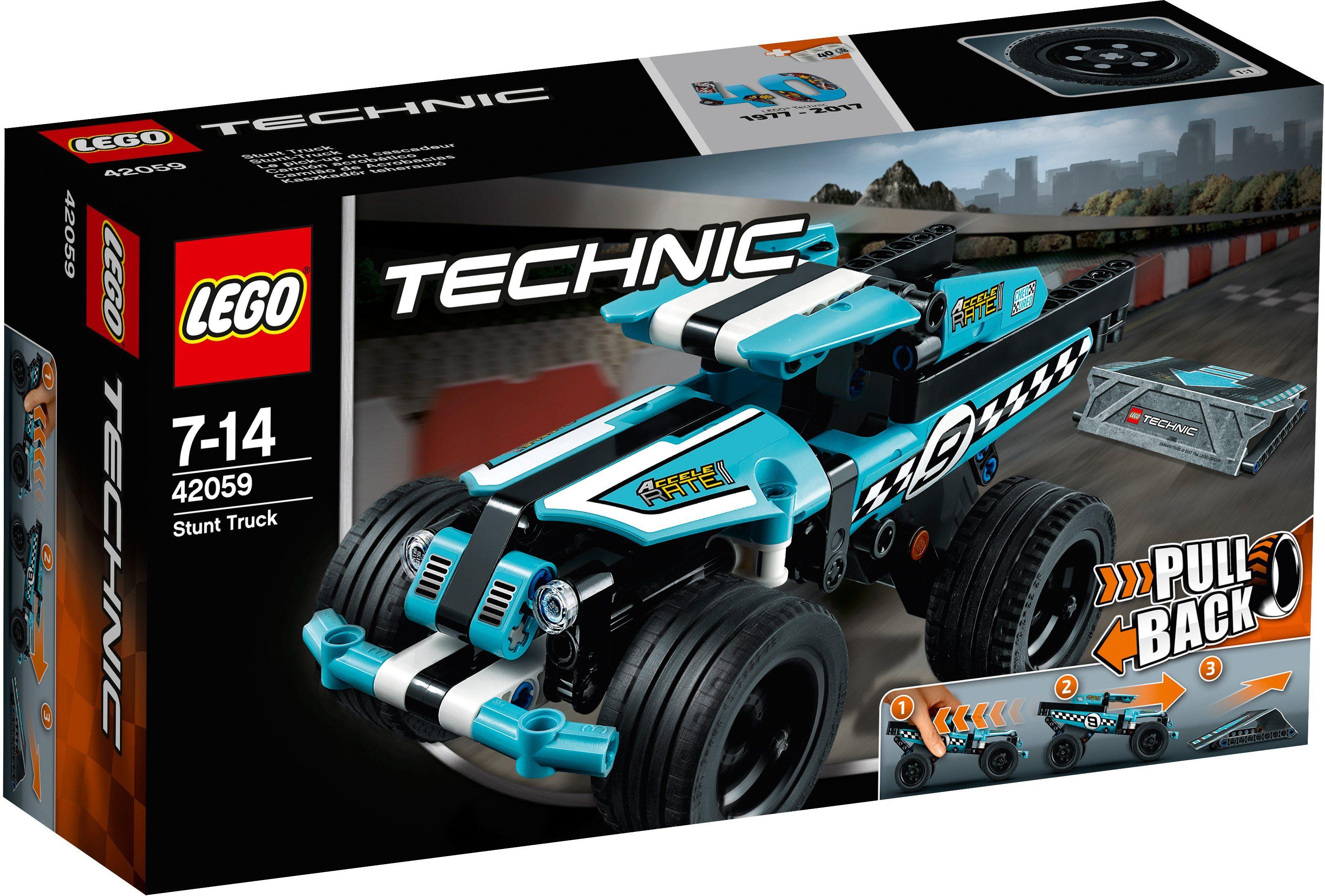 LEGO®, Stunt Truck (42059), »LEGO® Technic«