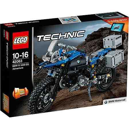 LEGO®, BMW R 1200 GS Adventure (42063), »LEGO® Technic«
