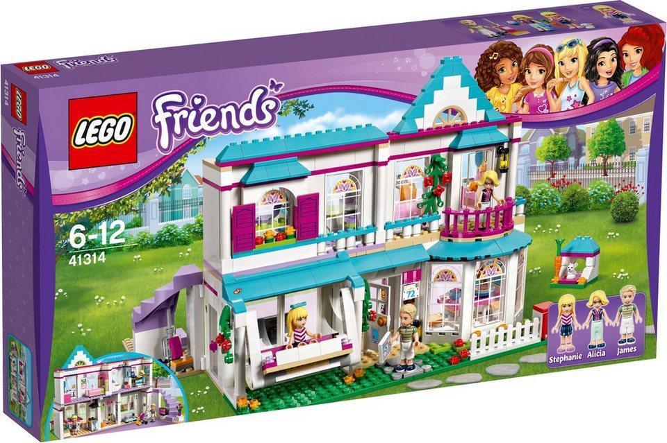 LEGO®, Stephanies Haus (41314), »LEGO® Friends«