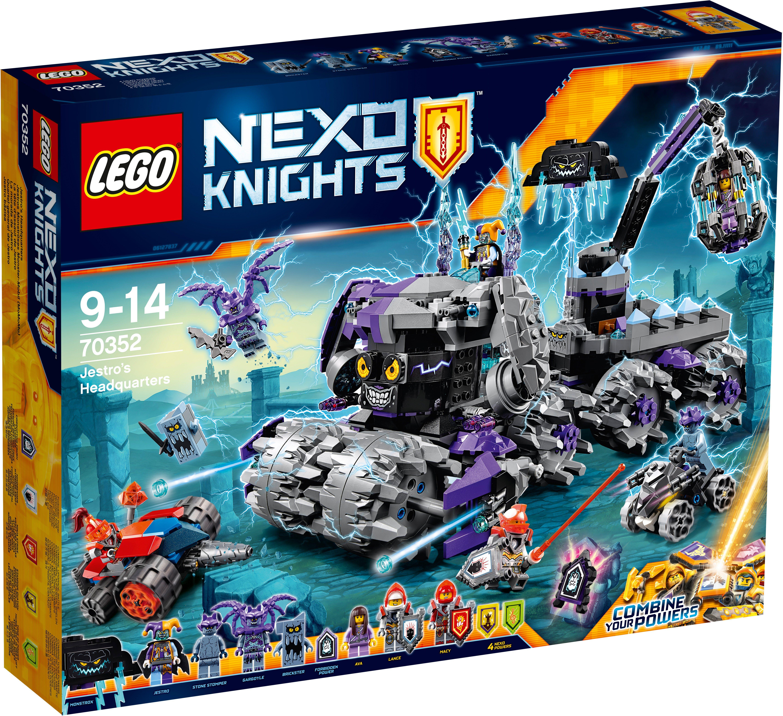 LEGO®, Jestros Monströses Monster-Mobil (MoMoMo) (70352), »LEGO® NEXO KNIGHTS™«