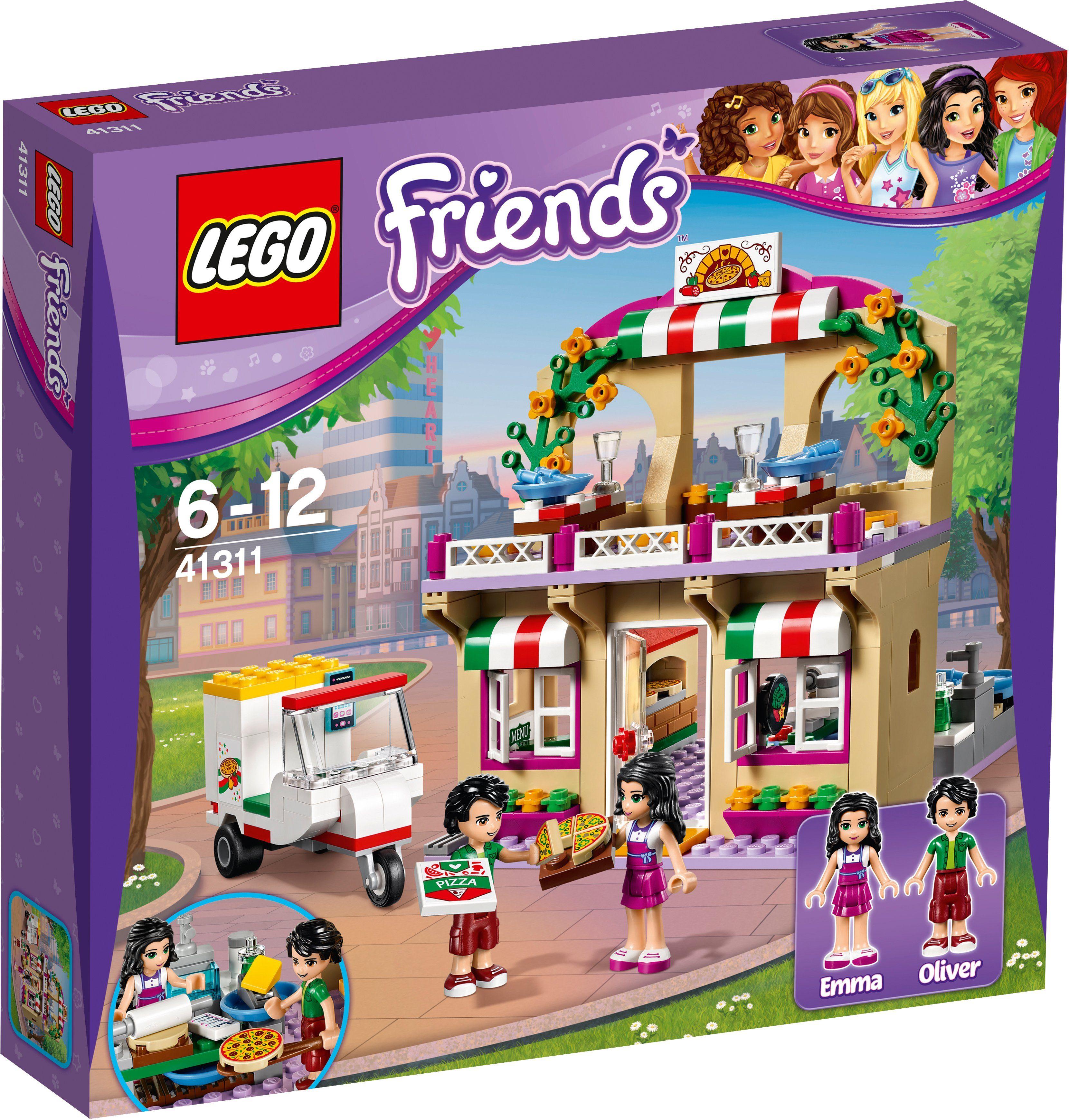 LEGO®, Heartlake Pizzeria (41311), »LEGO® Friends«