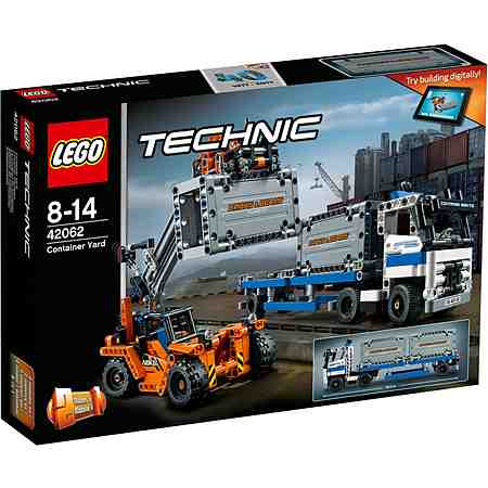 LEGO®, 2-in-1 Modell Container-Transport (42062), »LEGO® Technic«