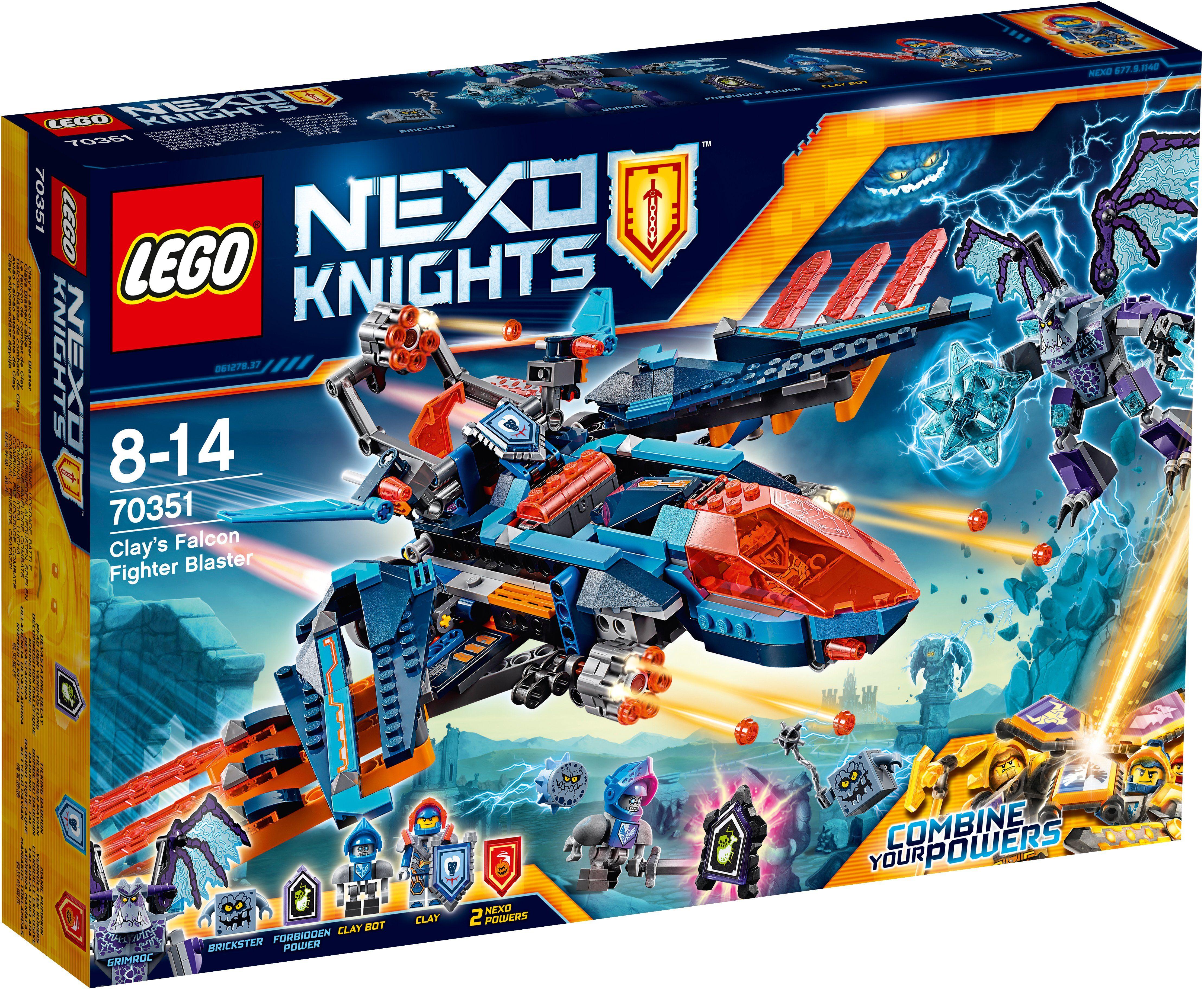 LEGO®, Clays Blaster-Falke (70351), »LEGO® NEXO KNIGHTS™«