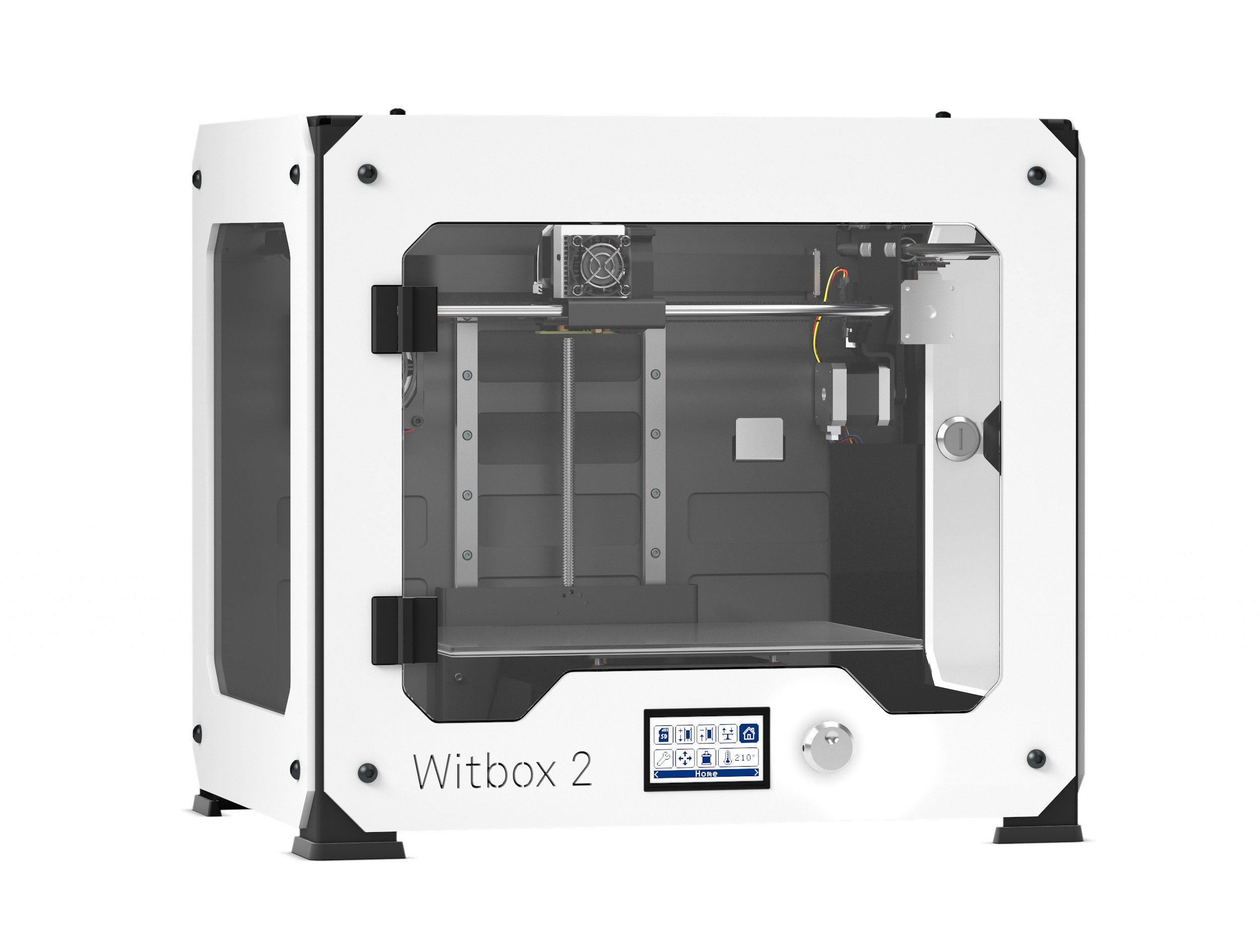 bq 3D Drucker »Witbox 2«