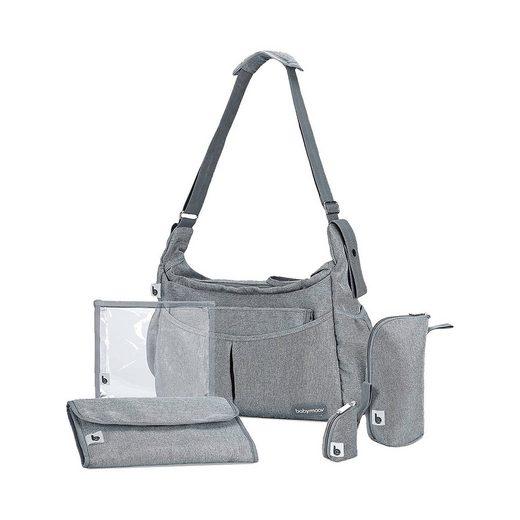 BABYMOOV Wickeltasche Urban Bag, smokey