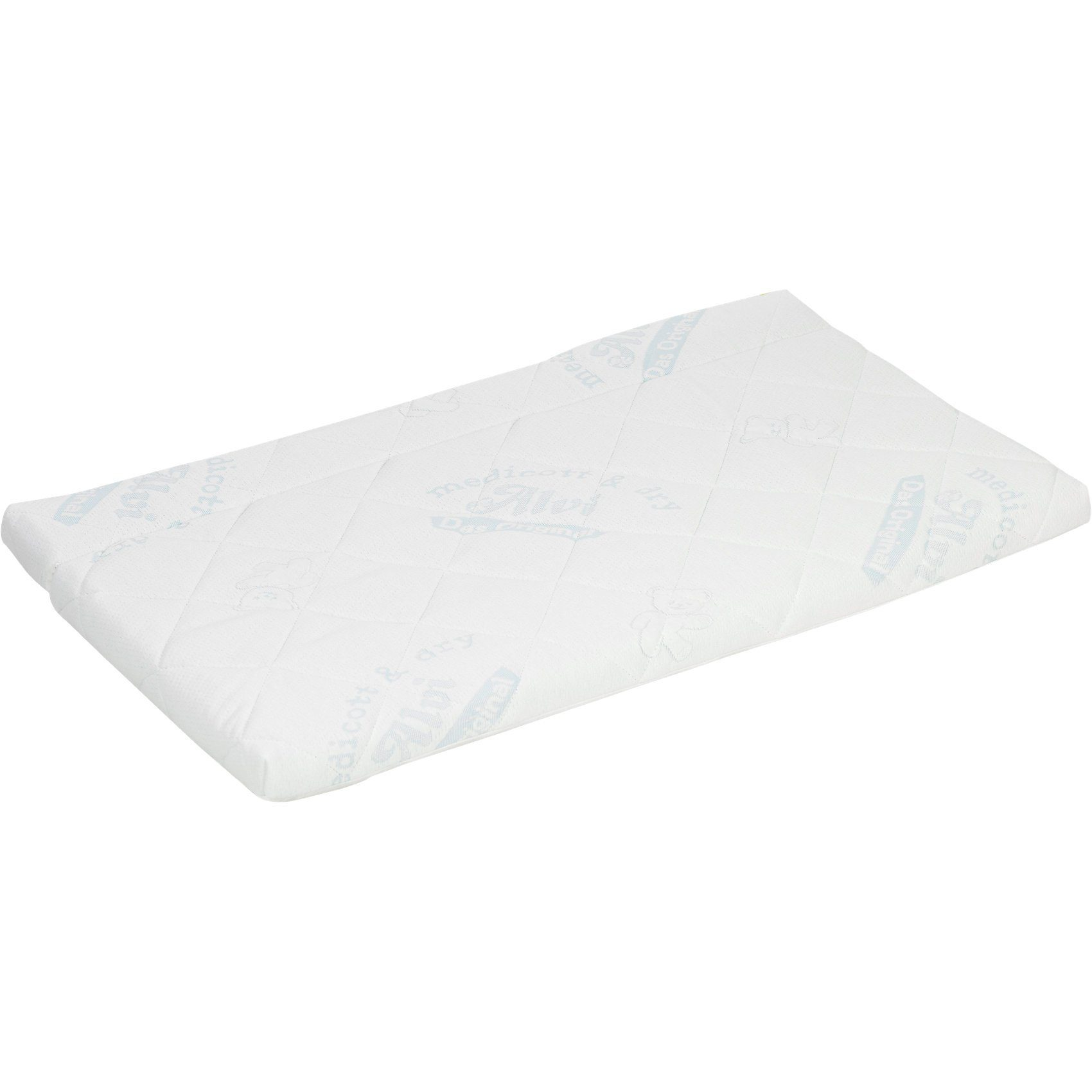 Alvi Baby Matratze Klima Max für Beistellbett, klappbar, 40/50 x