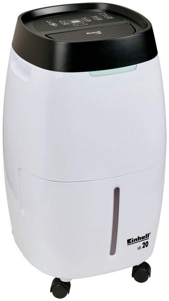 Luftentfeuchter »LE 10« in weiß