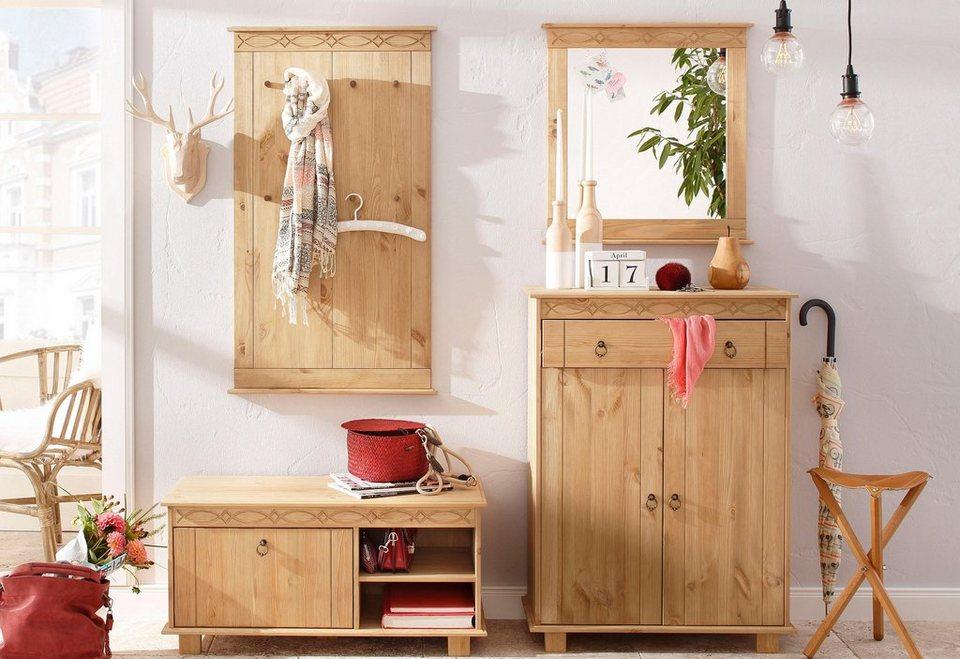 home affaire garderoben set indra 4 tlg besteht aus. Black Bedroom Furniture Sets. Home Design Ideas