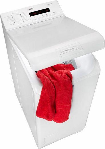 aeg waschmaschine toplader lavamat l72270tl 7 kg 1200 u min online kaufen otto. Black Bedroom Furniture Sets. Home Design Ideas