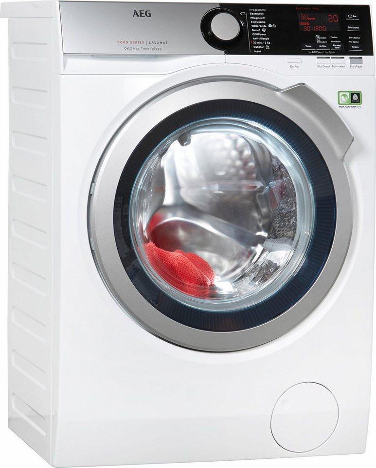 Aeg Waschmaschine Serie 8000 Lavamat L8fe74485 8 Kg 1400 U Min