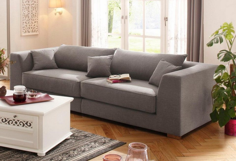 home affaire big sofa elli online kaufen otto. Black Bedroom Furniture Sets. Home Design Ideas