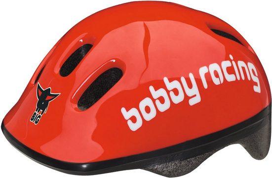BIG Kinder Schutzhelm, »BIG BOBBY Racing Helmet«
