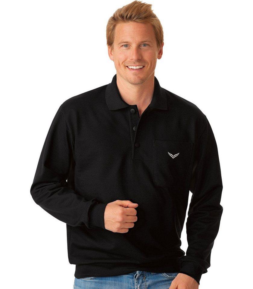 trigema polo shirt sweat qualit t online kaufen otto. Black Bedroom Furniture Sets. Home Design Ideas