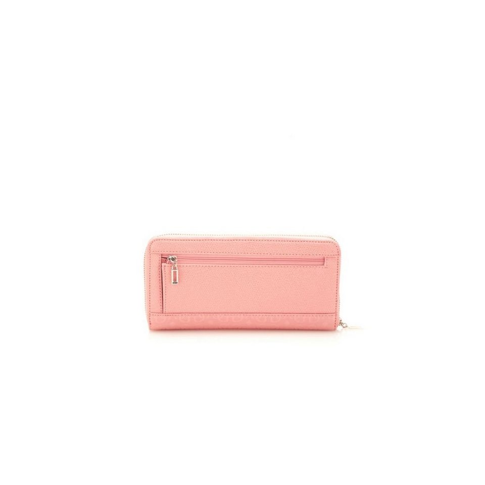 Guess GROSSES PORTEMONNAIE JANETTE in Rose
