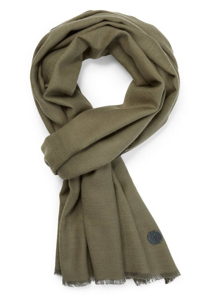 Marc O'Polo Schal in 492 olive