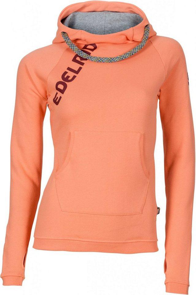 Edelrid Pullover »Spotter Hoody Women« in orange