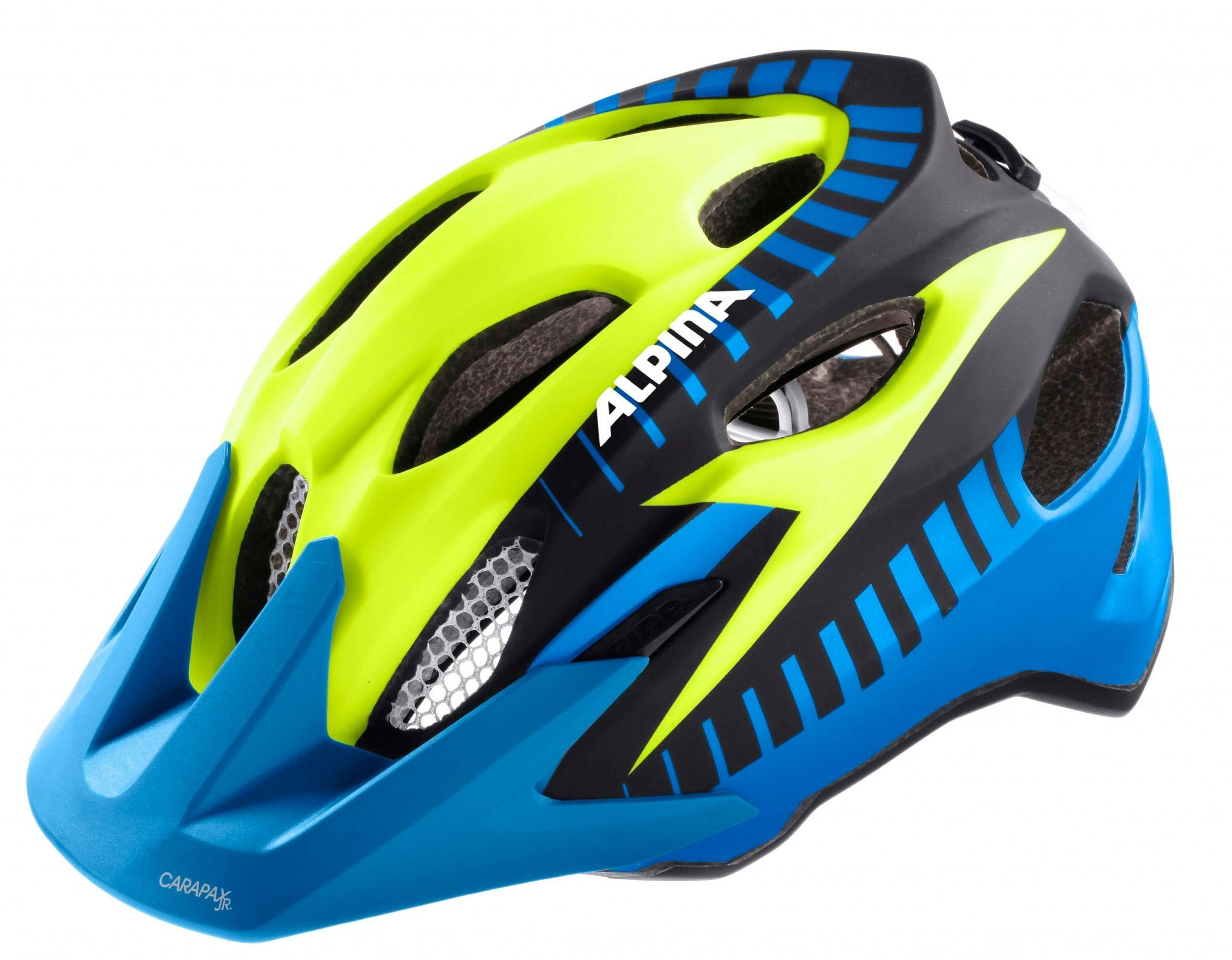 Alpina Fahrradhelm »Carapax Flash Helm Juniors«