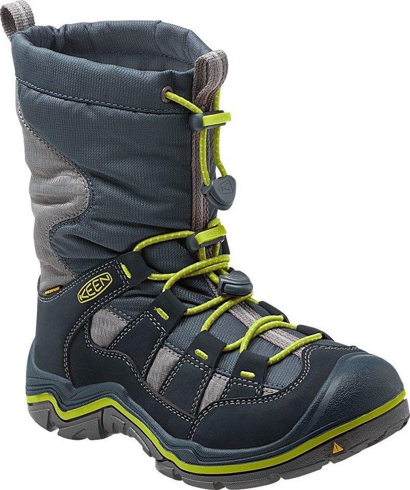 Keen Stiefel »Winterport II WP Shoes Kids« in blau