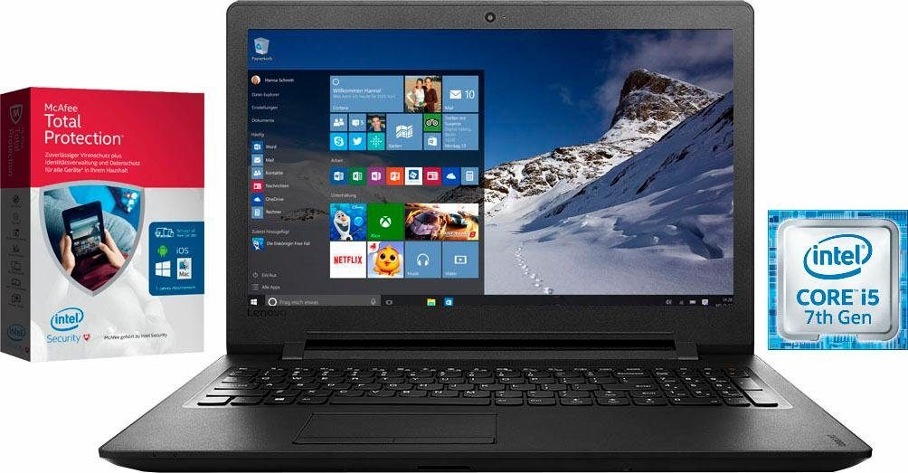 Lenovo IdeaPad 110-17IKB Notebook (43,9 cm/17,3 Zoll, Intel Core i5, R5 M430, 1000 GB HDD)