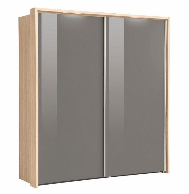 Kleiderschränke - nolte® Möbel Schwebetürenschrank »Marcato 1C« mit Fronten aus Glas  - Onlineshop OTTO