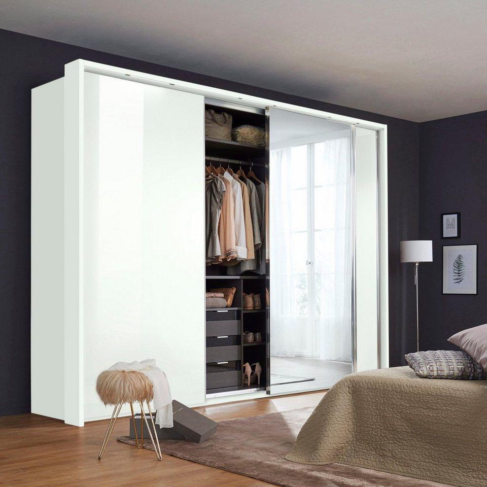 Schwebetürenschrank spiegelfront  nolte® Möbel Schwebetürenschrank (3-türig) »Marcato« Typ 3 mit ...
