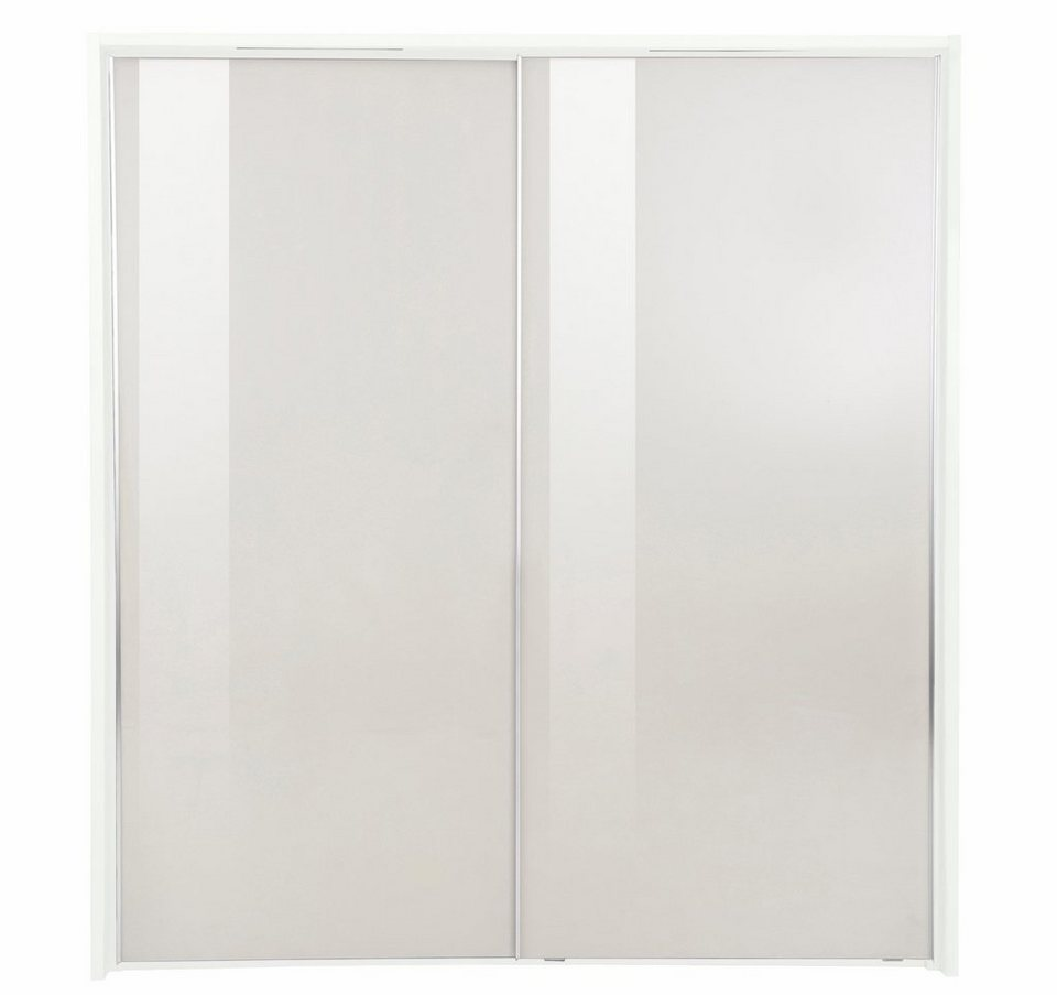 nolte® Möbel Kranz für den 2-türigen Kleiderschrank »Marcato« Typ 5, mit integrierter Beleuchtung