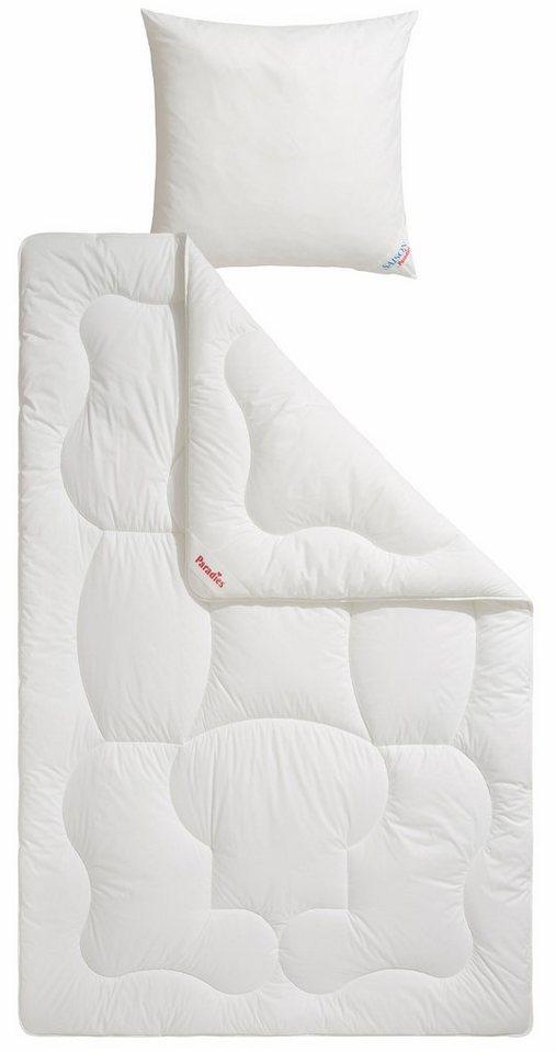kunstfaserbettdecke prima paradies normal f llung 100 polyester bezug 35 baumwolle. Black Bedroom Furniture Sets. Home Design Ideas