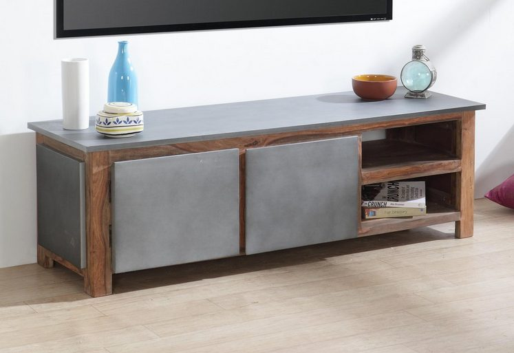 the wood times tv board odisha breite 148 cm otto. Black Bedroom Furniture Sets. Home Design Ideas