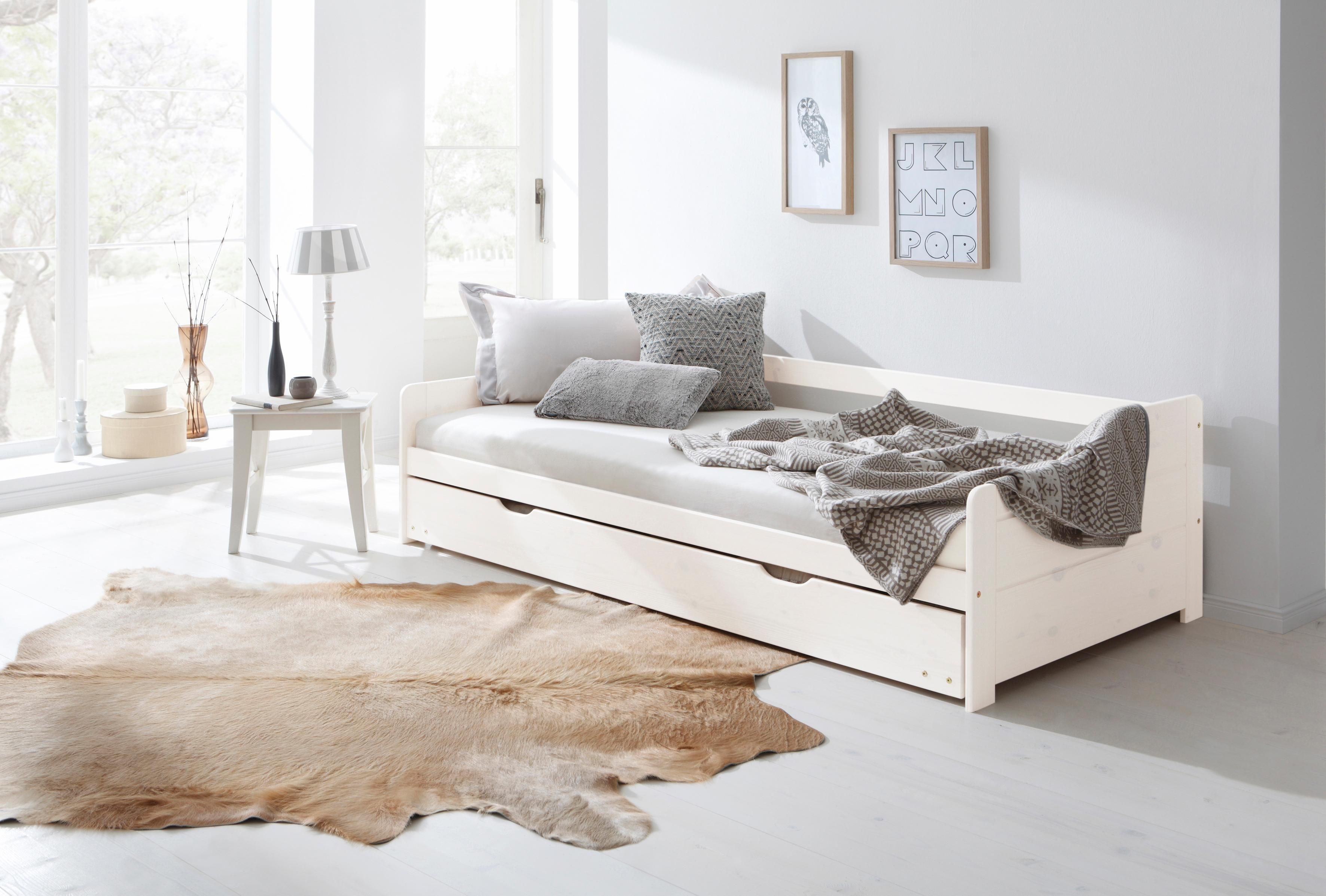 bett ausziehbar preisvergleich die besten angebote online kaufen. Black Bedroom Furniture Sets. Home Design Ideas