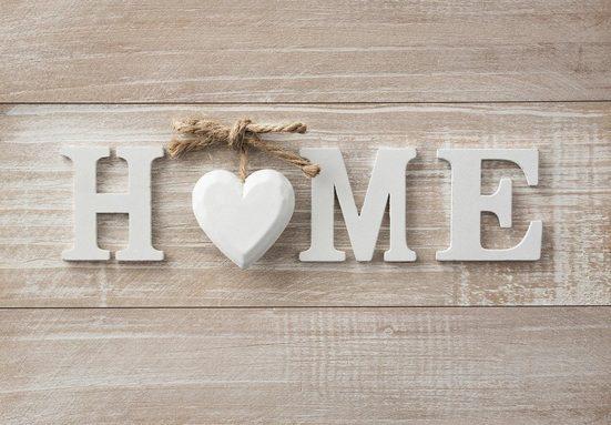 Home affaire Deco-Panel »Home«, 98/68 cm