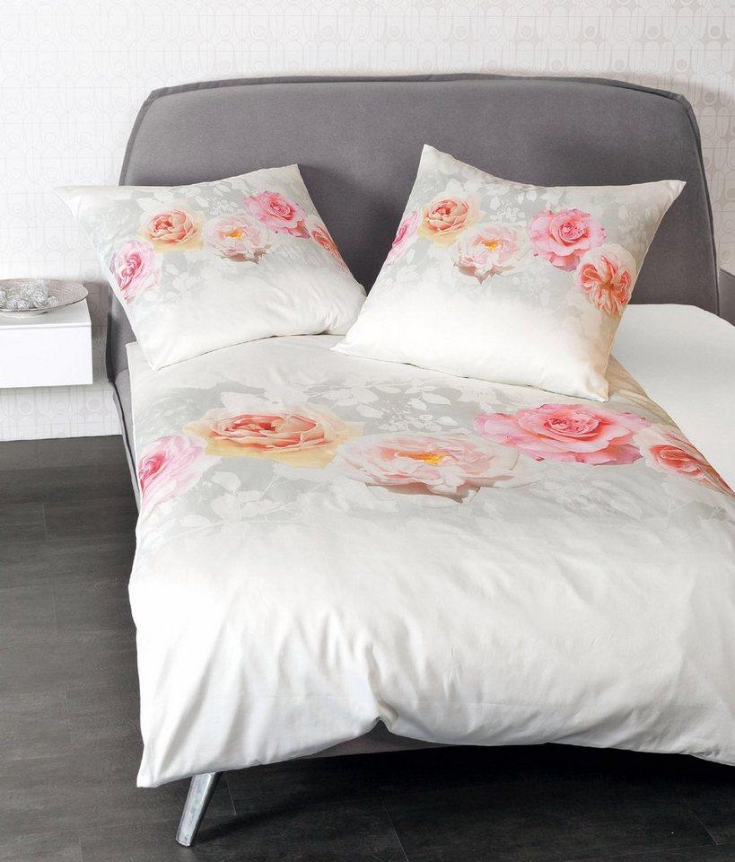 wendebettw sche janine lisa in leichter glanz optik. Black Bedroom Furniture Sets. Home Design Ideas