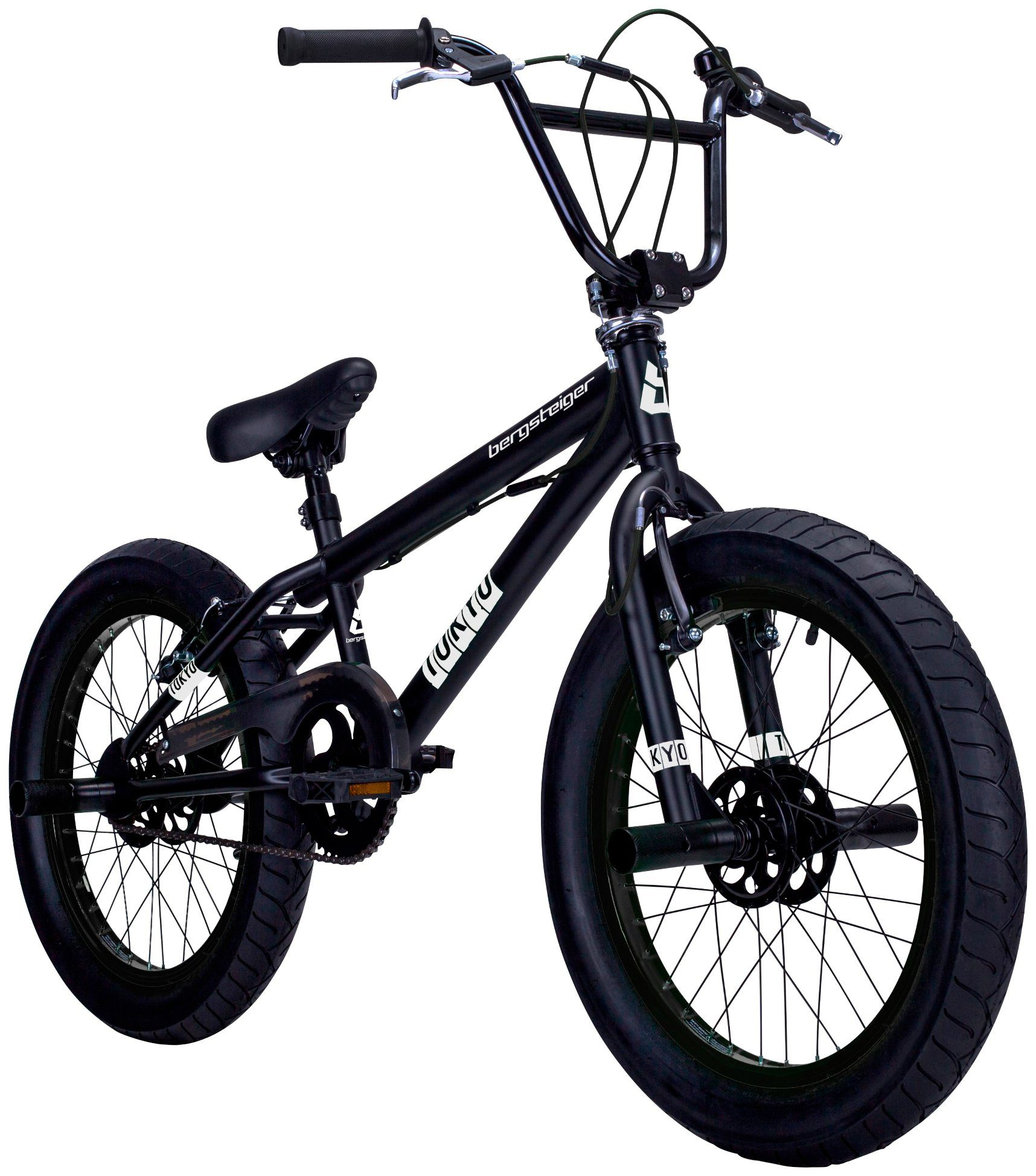 Bergsteiger BMX »Tokyo«, 20 Zoll, 1 Gang, V-Bremsen