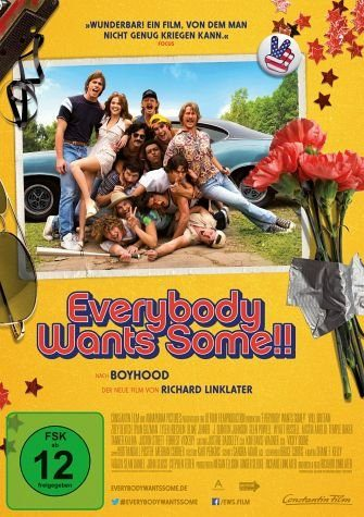 DVD »Everybody Wants Some!!«