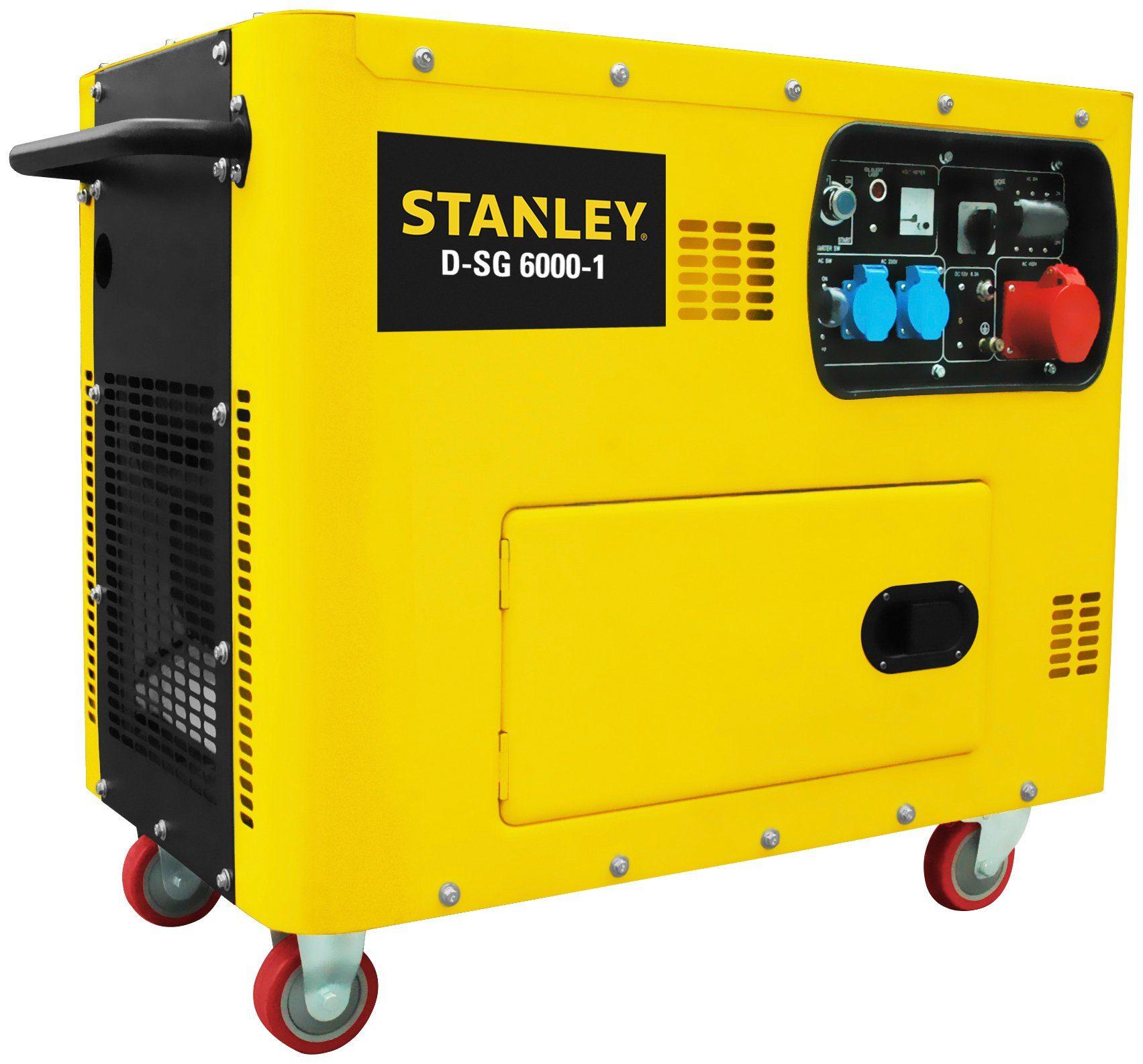 Matrix Stromgenerator »D-SG 6000-1«