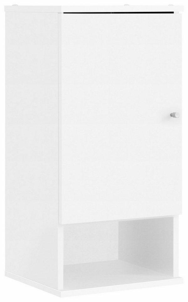 Hängeschrank »Simply« in weiß/weiß