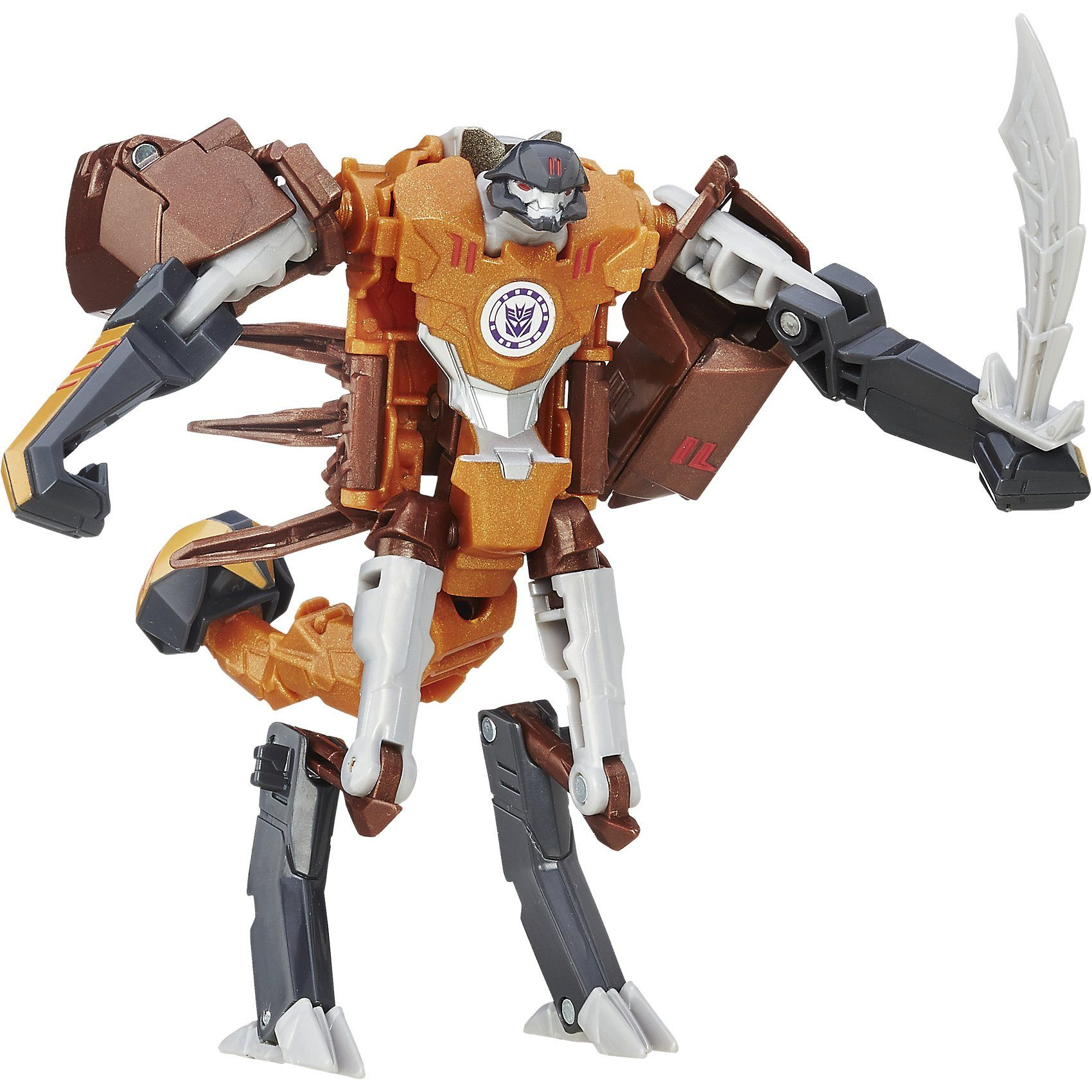 Hasbro Transformers RID Warriors Actionfigur: Scorponok